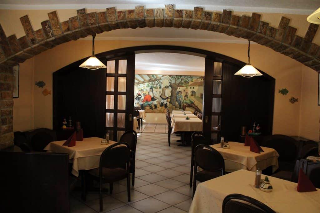 Wilkommen ristorante calagonone for Sardisches fladenbrot